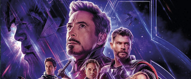 ¿Avengers End Game dura tres horas?