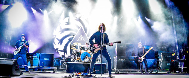 Soundgarden tendrá un recital en Imax