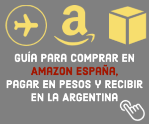 Amazon Sir Chandler España