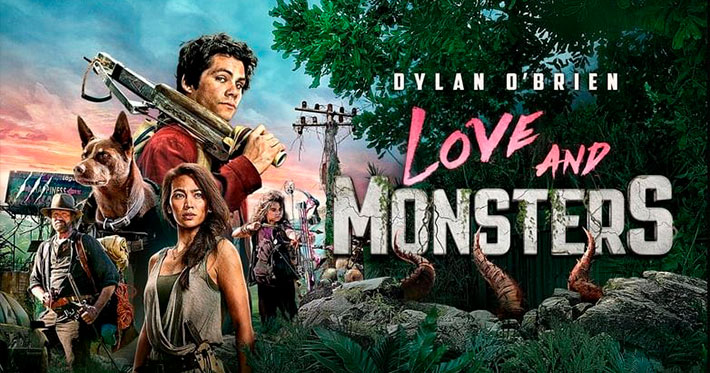 Temporada de Halloween: Love and Monsters
